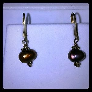 Jewelry - Gold over sterling silver Earrings